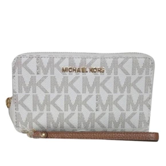 51bcf2ea996b06 Michael Kors Bags   Vanacorn Iphone Wristlet Wallet   Poshmark